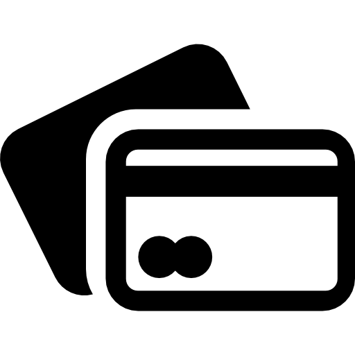 no cartão de crédito