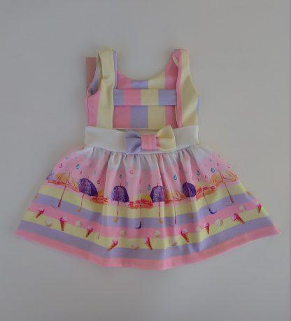 Vestido Bebê Menina