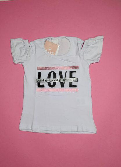 Conjunto blusa em cotton premium e capri em moletinho neon - branco/rosa neon