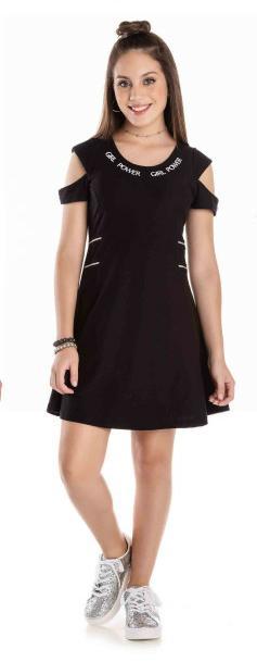 Vestido - Preto