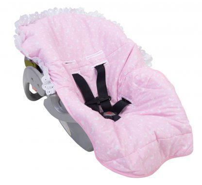 Capa para Bebê Conforto Estampada - RS - U