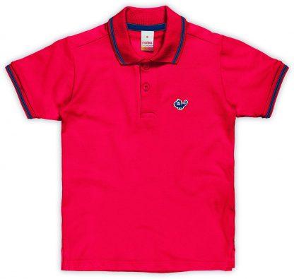 Camisa Polo Infantil Menino