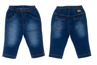Calça Jeans Masculina - Azul