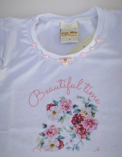 Blusa em Crepe Light - Rosa