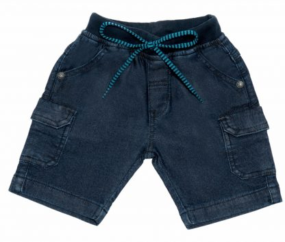 Bermuda Masculina Jeans - Marinho - MR - 3