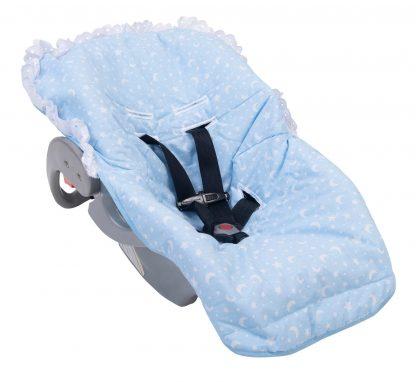 Capa para Bebê Conforto Estampada - AZ - U
