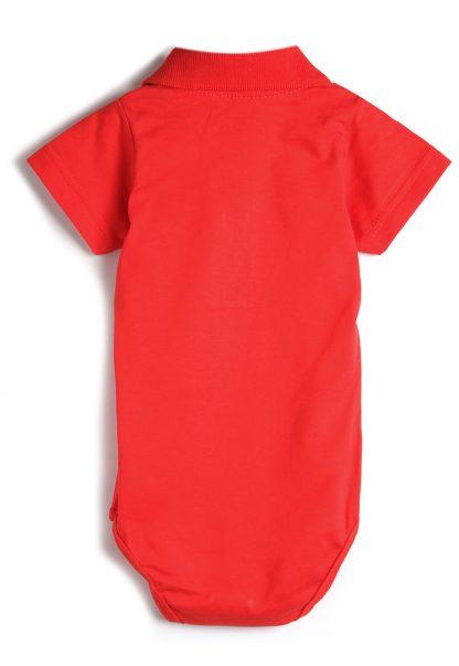 Body Polo - Vermelho