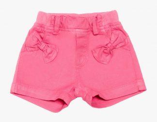 Shorts Feminino Sarja Laço - Rosa