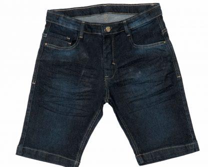 Bermuda Jeans Menino - Azul - 14