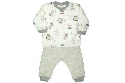 Conjunto em Plush Animais Bebê