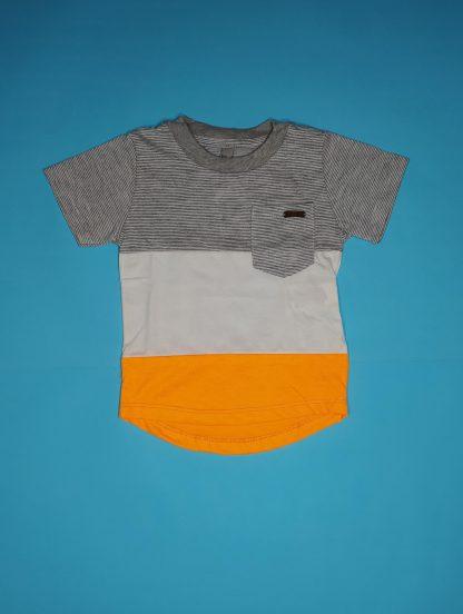 Conjunto Infantil Camiseta e Bermuda
