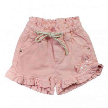Shorts Feminino Sarja - Rosê - RE - G