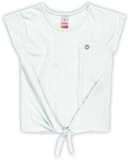 Blusa Infantil Menina - Branco - 16