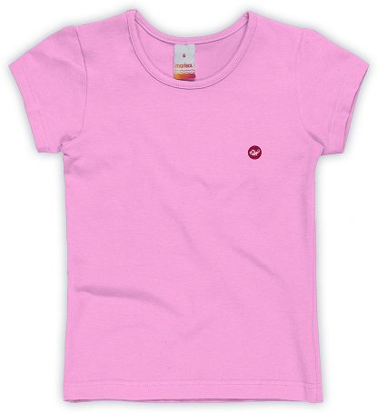 Blusa Infantil Menina - Rosa - 16