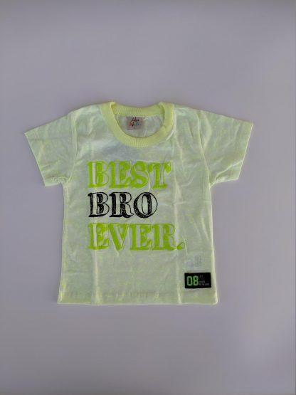 Conjunto Menino Camiseta e Bermuda