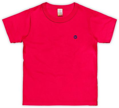 Camiseta Infantil Menino - Vermelho - 18
