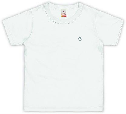 Camiseta Infantil Menino - Branco - 18