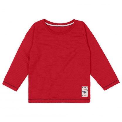Camiseta Manga Longa - Vermelho - 8