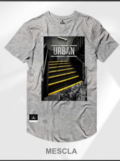 Camiseta Menino - Cinza - 18
